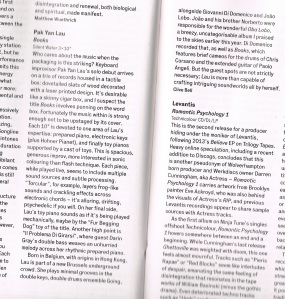 review from the wire magazine
