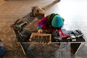 sonic treatise residency by Andrea Messana